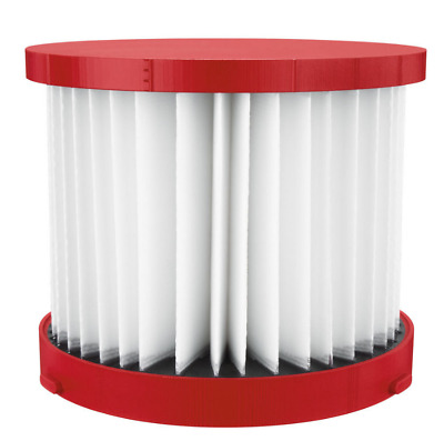Milwaukee Filter for Wet & Dry Vacuum Cleaners M18 Vc / 0 M28 / 0 4931465230