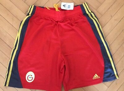 Galatasaray 2000 /2001 Adidas Hose-Shorts