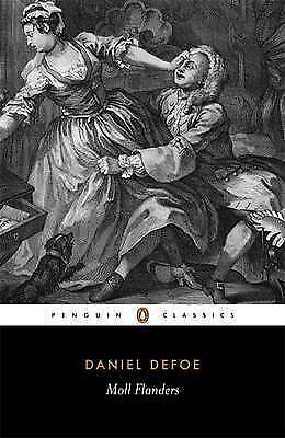 The Fortunes and Misfortunes of the Famous Moll Flanders by Daniel Defoe (Paper…