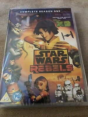 Star Wars Rebels: Complete Season 1 DVD (2015)  ***NEW***