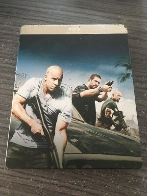 Fast and Furious 5 Steelbook Blu-ray
