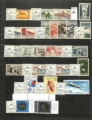 [OP7754] Worldwide lot of stamps on 11 pages -see photos on description