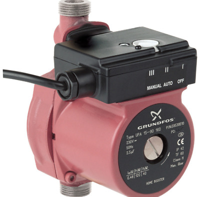 Grundfos Home Booster Upa90