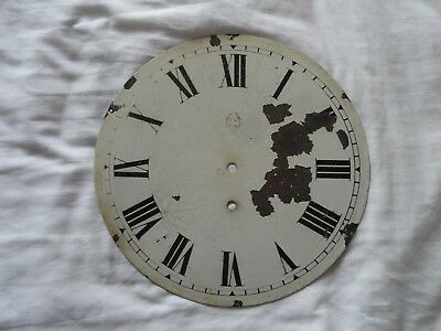 Antique 12 inch clock dial