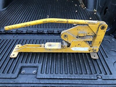 Johnson Sickle Servicer  Rivet Tool mower combine John Deere IH case oliver ac
