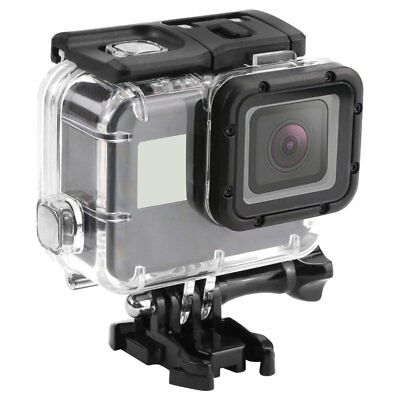 For GoPro Hero 5/6 Underwater Waterproof Diving Housing Surfing Protective Case