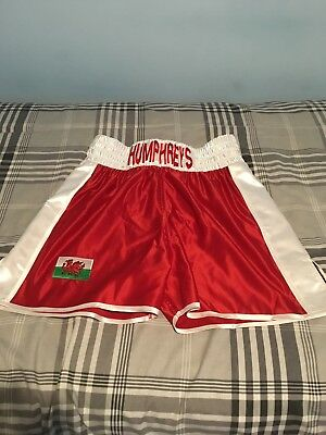 2nd Hand Boxing Shorts Size XL (34-36 Inches)