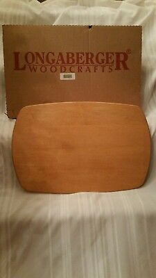 Longaberger Yuletide Treasures Lid  New Table Top for Wrought Iron Stand