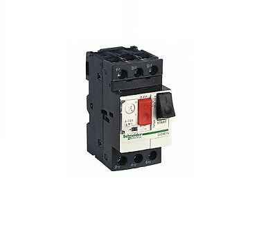 11) NEW Schneider Electric GV2ME14 Pushbutton Motor Starter, 3-Pole, 600V, 10A