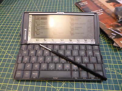 Ericsson MC218 (Psion 5MX) Epoc PDA, Boxed, with Case - in Superb Condition.