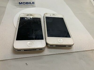 Job Lot 2 X Faulty Apple IPhone And Ipod