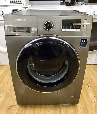 Samsung Addwash WW90K5410UX EcoBubble 9KG 1400 Spin Washing Machine