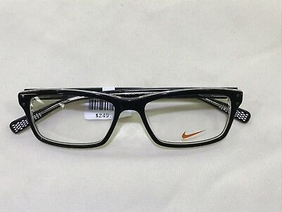 ef1c34a94ee NEW Nike Just Do It 7242 (001) Black 53  16 140 Eyeglasses