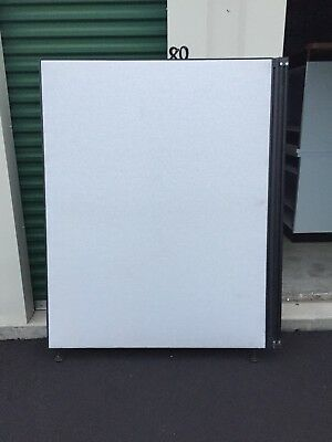 """48""""W x 60""""H (8) panels, 24""""W x 60""""H (2) panels.Privacy Panel, Cubicle Office"""