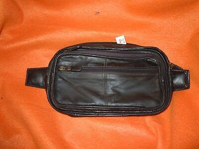 Daytona Gear Magnetic Tank Bag with Holster 10X6 black leather sells for $55 new