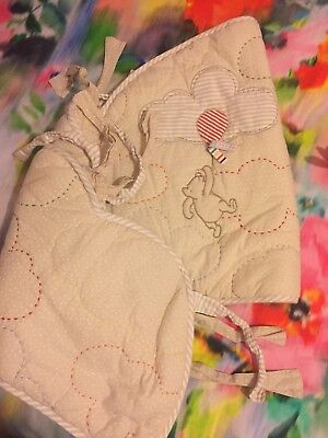 Mothercare ~ Winnie The Pooh ~ Cot Bed Bumper