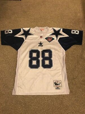 Mitchell & Ness 75th NFL Dallas Cowboys Jersey - Irvin 88 Throwback Jersey