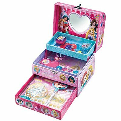 Lovely Box Dc Disney Princess Secret