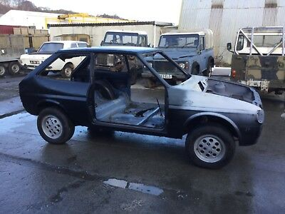 Ford Fiesta XR2 project