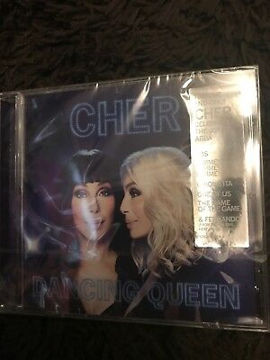 Cher Dancing Queen Cd - New Sealed