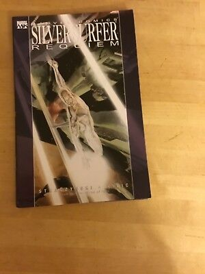Silver Surfer Requiem (2007 Ltd) #   3  Marvel Comics MODERN AGE