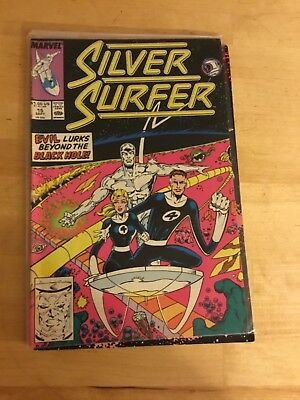 silver surfer #15 September 1988