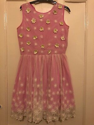 Girls Stunning River Island Party Dress Age 12 Years