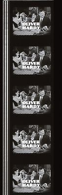 Laurel and Hardy 35mm Film Cell strip very Rare n34