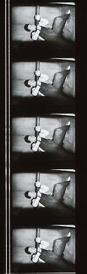 Laurel and Hardy Towed in a Hole 35mm Film Cell strip very Rare d22