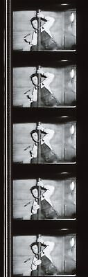 Laurel and Hardy Towed in a Hole 35mm Film Cell strip very Rare d24
