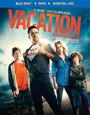 Vacation (Blu-ray Disc, 2015, Canadian)