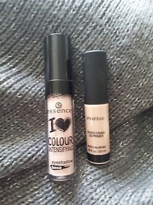 Lid Primer Eyeshadow Base Lidschatten Grundlage Smashbox Essence