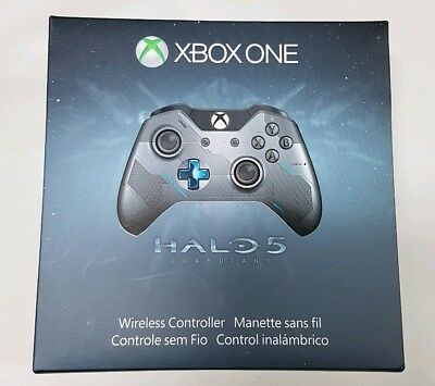 Rare Brand New Halo 5 Guardians SpartanLocke Limited Edition Xbox One Controller