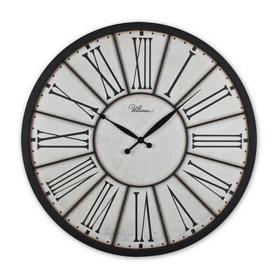 40 Cm Wrought Wall Clock by Regal