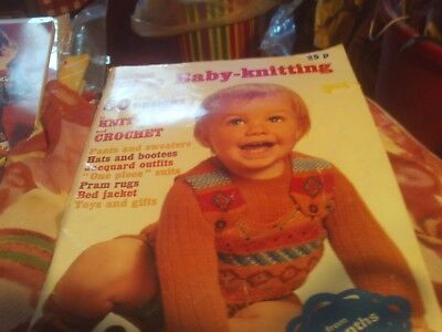 Mon Tricot Baby Knitting 80 Easy Designs To Knit And Crochet