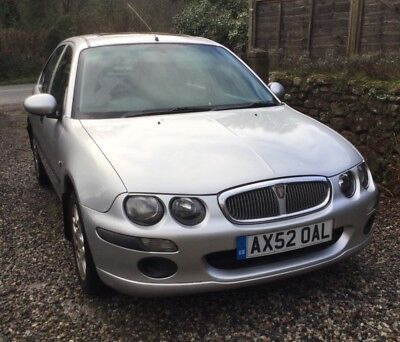 2003 Rover 25 for repair/spares - head gasket going - 103k miles - 2 owners FSH