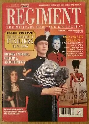 Regiment: The Military Heritage Collection. February/March 1996 issue Twelve