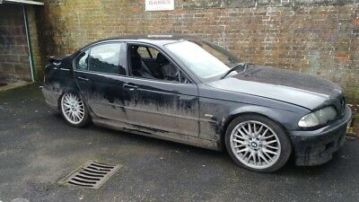 BMW E46 330d Breaking Spares Repairs Parts Msport Saloon