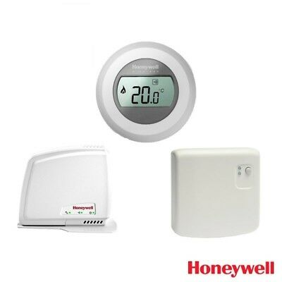 Honeywell evohome Starter Kit : Thermostat + Relay Module + Internet Gateway