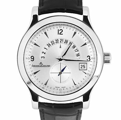 JLC Jaeger-LeCoultre Master Control GMT Limited Edition Steel Automatic 146.8.02