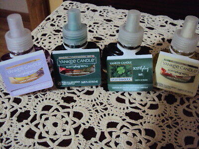 Yankee Candle Scent Plug Refill - You Choose Scent