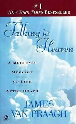 NEW Talking to Heaven By James Van Praagh Paperback Free Shipping