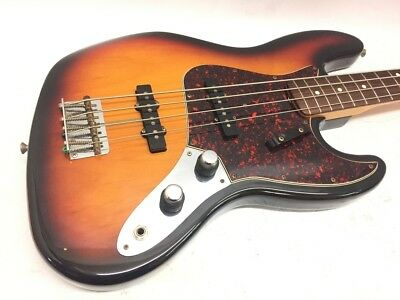 Fender American Vintage 1962 Jazz Bass 3-Color Sunburst 2Knob 1994