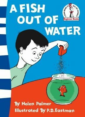 NEW A Fish Out of Water By Helen Palmer Paperback Free Shipping