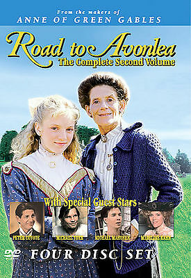 Road to Avonlea - The Complete Second Volume (DVD, 2003, 4-Disc Set)