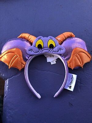 Disney World Epcot Festival Of The Arts 2019 Figment Mickey Minnie Ears