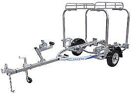 Bargain used trailer rack, pack rack, boat, jet ski, tinnie etc galvanised