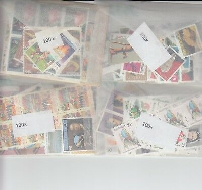 Australia postage stamps with gum face value $200  (2 stamp combo to make $1)ch