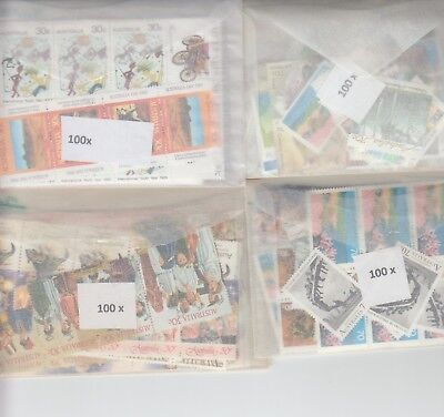 Australia postage stamps with gum face value $200  (2 stamp combo to make $1)ck