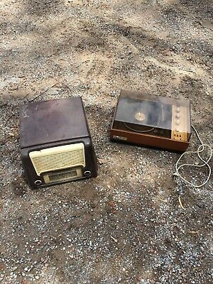 Record Players Antique Classical